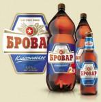 Пиво Бровар классическое